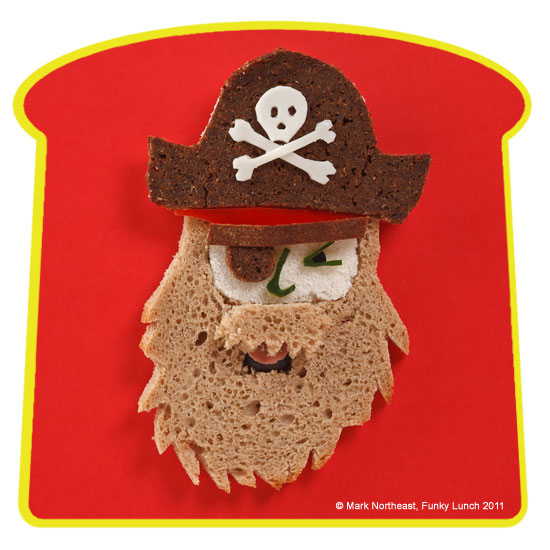 le capitaine du jour : captain tartine